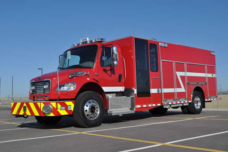 Custom Built Rescue Vehicles
