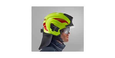 Rosenbauer Hero Helmets