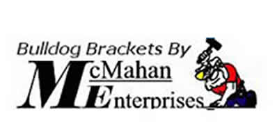 Bulldog Brackets by McMahan Enterprises