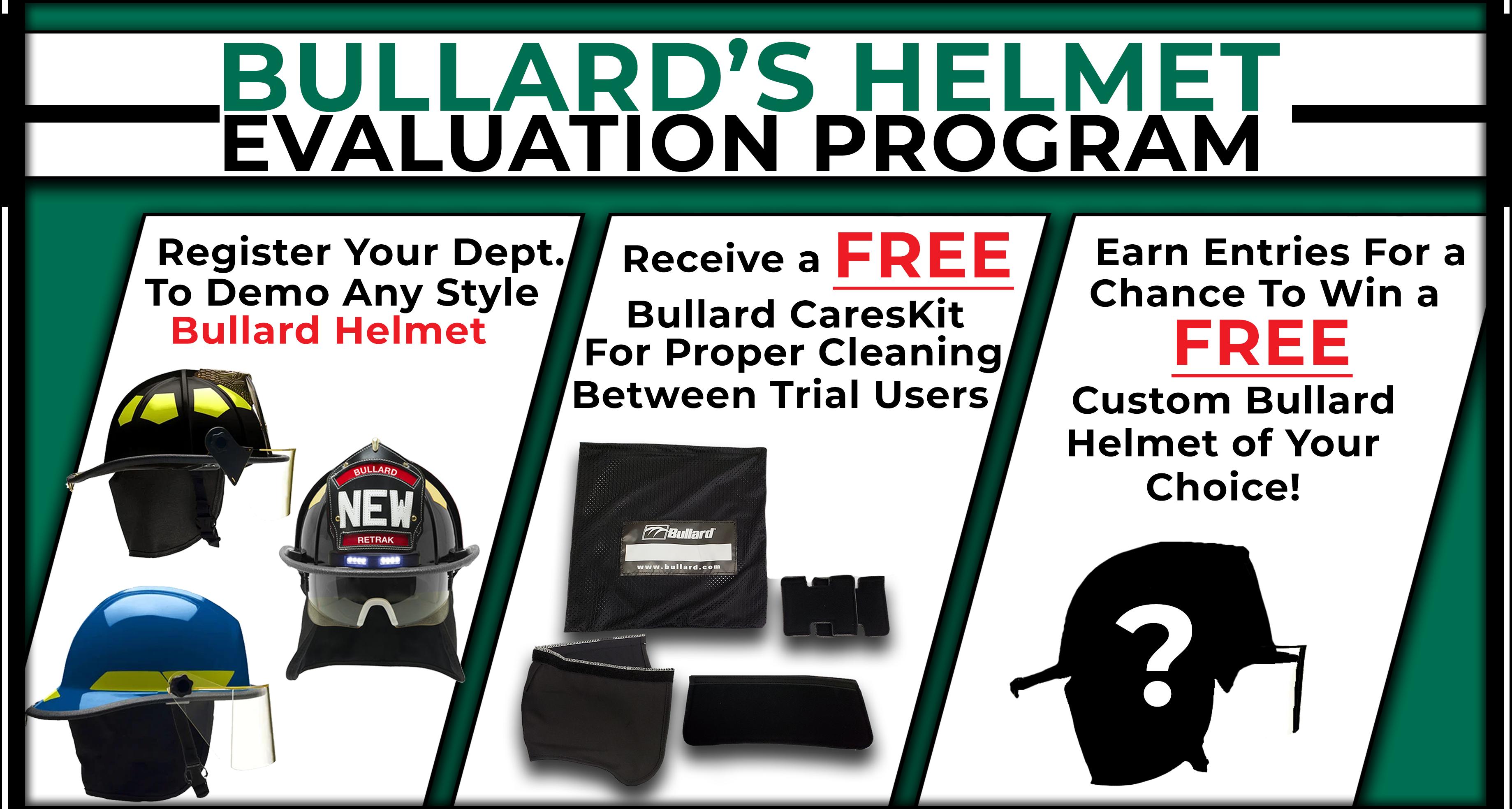 Bullard Helmet Evaluation Program
